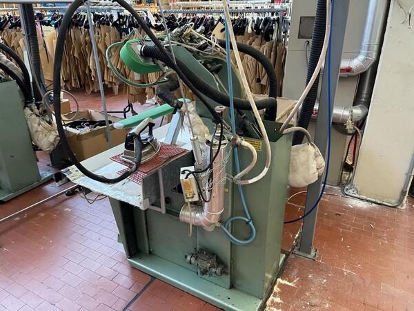 5#6196 Stiratrici industriali Mentasti e Macpi in vendita - foto 22