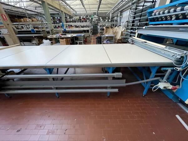 6#6196 Stenditori e stirapezze industriali in vendita - foto 9