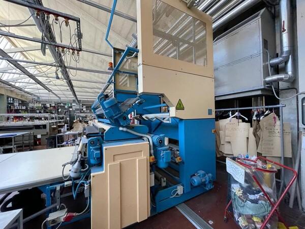 6#6196 Stenditori e stirapezze industriali in vendita - foto 12