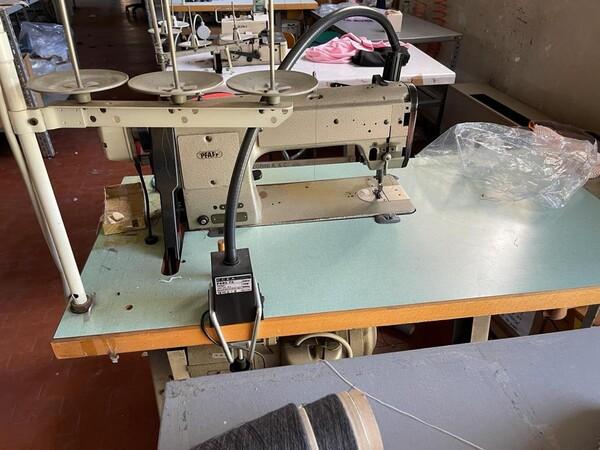 7#6196 Rimaglio Complett 66 e macchine da cucire in vendita - foto 1