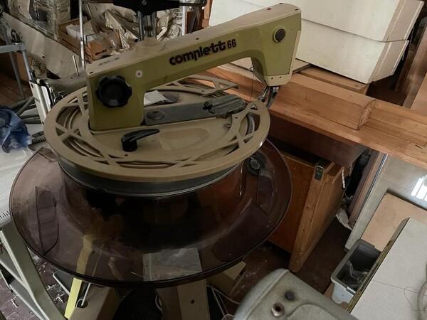 7#6196 Rimaglio Complett 66 e macchine da cucire in vendita - foto 2
