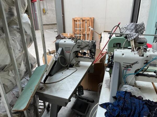7#6196 Rimaglio Complett 66 e macchine da cucire in vendita - foto 3