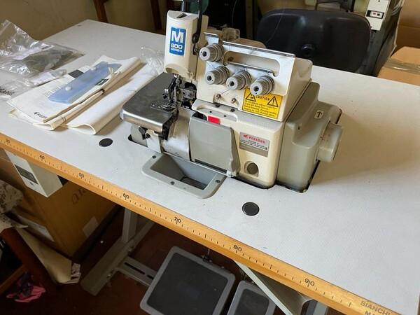 7#6196 Rimaglio Complett 66 e macchine da cucire in vendita - foto 5