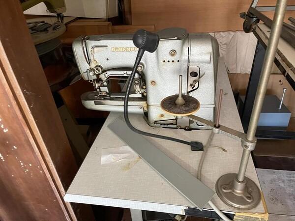 7#6196 Rimaglio Complett 66 e macchine da cucire in vendita - foto 6