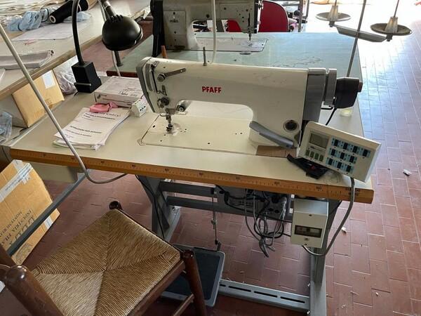 7#6196 Rimaglio Complett 66 e macchine da cucire in vendita - foto 7
