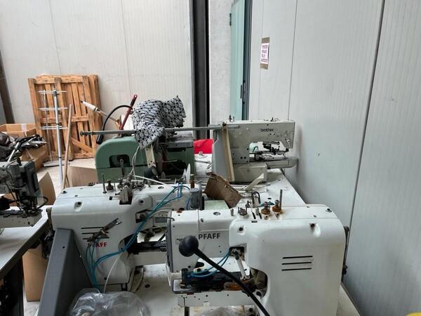 7#6196 Rimaglio Complett 66 e macchine da cucire in vendita - foto 8
