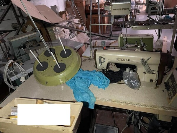 7#6196 Rimaglio Complett 66 e macchine da cucire in vendita - foto 10