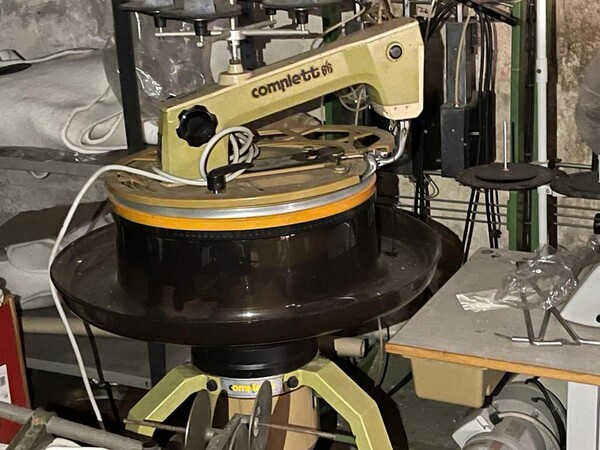 7#6196 Rimaglio Complett 66 e macchine da cucire in vendita - foto 11