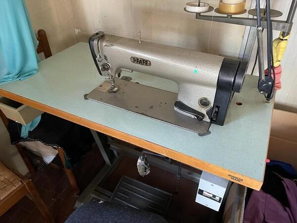 7#6196 Rimaglio Complett 66 e macchine da cucire in vendita - foto 12