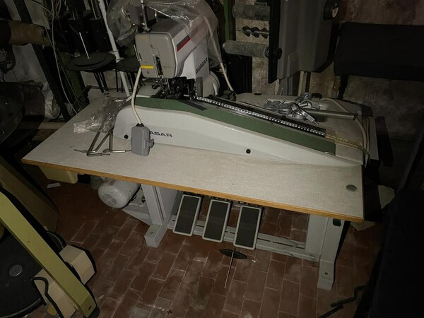 7#6196 Rimaglio Complett 66 e macchine da cucire in vendita - foto 14