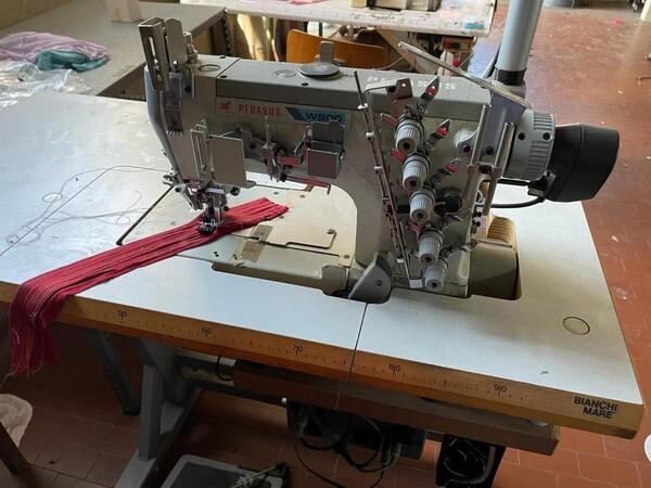 7#6196 Rimaglio Complett 66 e macchine da cucire in vendita - foto 16
