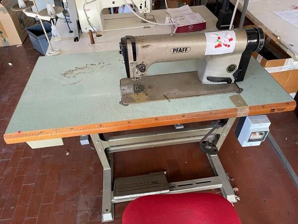 7#6196 Rimaglio Complett 66 e macchine da cucire in vendita - foto 20