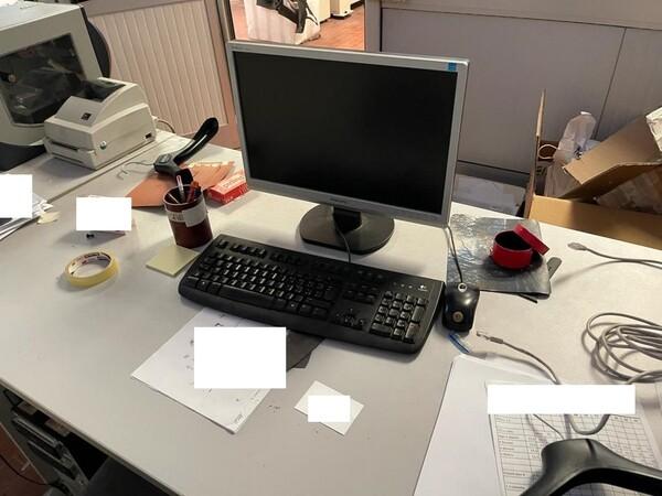 8#6196 Stampanti per sartoria Alys e Lecra System in vendita - foto 2