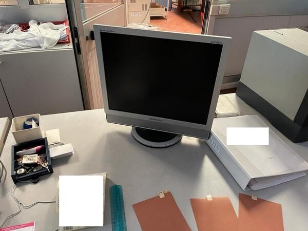 8#6196 Stampanti per sartoria Alys e Lecra System in vendita - foto 9