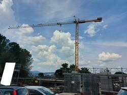 Potain crane - Lot 10 (Auction 6197)