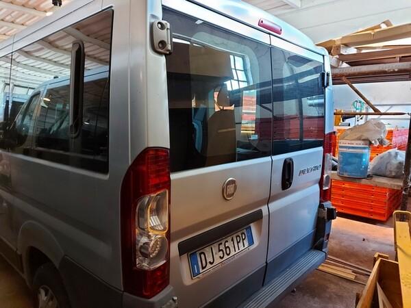 3#6197 Autovettura Fiat Ducato in vendita - foto 2
