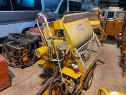 Screed and mortar pump - Lot 6 (Auction 6197)