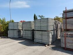 Fracasso scaffolding - Lot 8 (Auction 6197)