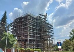 Fracasso scaffolding - Lot 9 (Auction 6197)