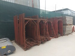 Gantry scaffolding and construction equipment - Lot 0 (Auction 6198)