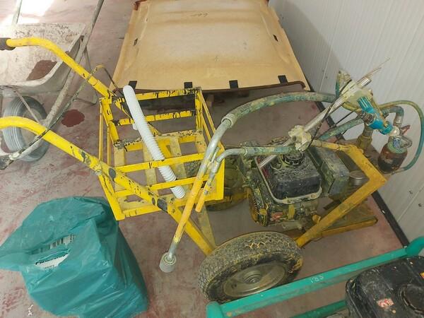 1#6198 Ponteggio a cavalletti e attrezzatura per edilizia in vendita - foto 7