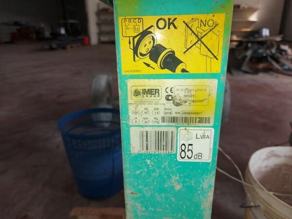 1#6198 Ponteggio a cavalletti e attrezzatura per edilizia in vendita - foto 23