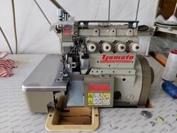 Macchine per il cucito Durkopp Rimoldi e Yamato - Lotto 0 (Asta 6201)