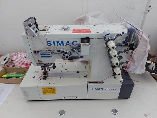 2#6201 Macchinari tessili e arredamento ufficio in vendita - foto 1