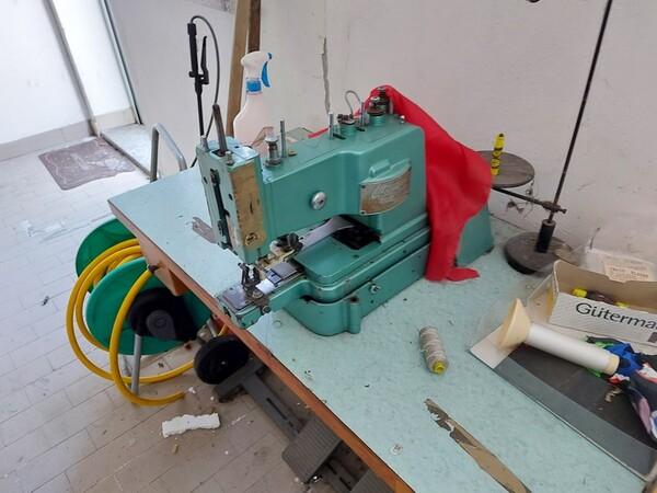 2#6201 Macchinari tessili e arredamento ufficio in vendita - foto 3