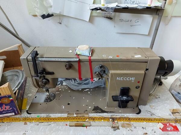 2#6201 Macchinari tessili e arredamento ufficio in vendita - foto 6