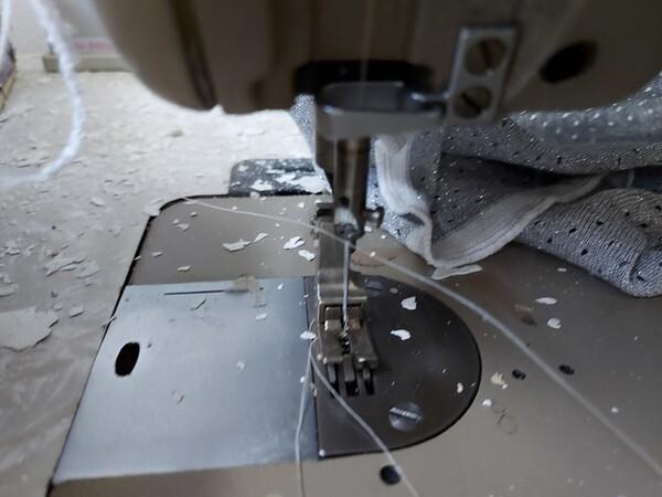 2#6201 Macchinari tessili e arredamento ufficio in vendita - foto 7