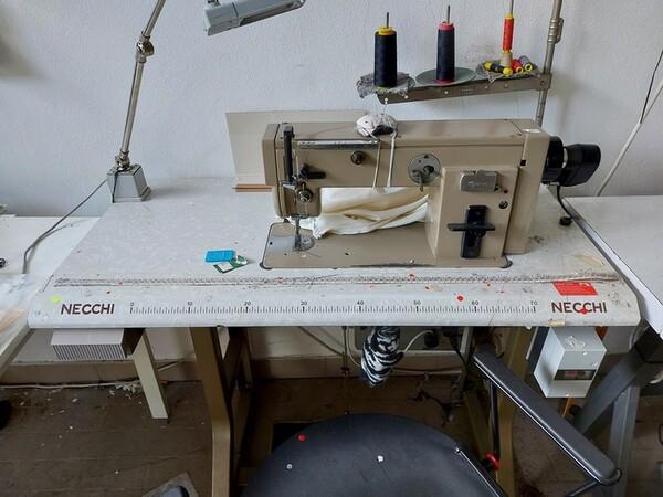 2#6201 Macchinari tessili e arredamento ufficio in vendita - foto 8