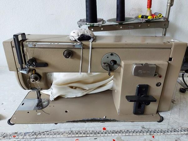 2#6201 Macchinari tessili e arredamento ufficio in vendita - foto 9