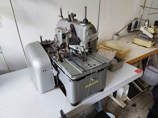 2#6201 Macchinari tessili e arredamento ufficio in vendita - foto 11