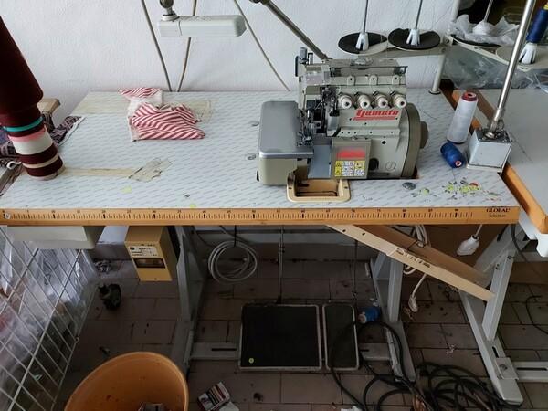 2#6201 Macchinari tessili e arredamento ufficio in vendita - foto 18