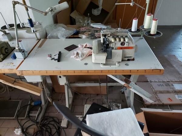 2#6201 Macchinari tessili e arredamento ufficio in vendita - foto 21