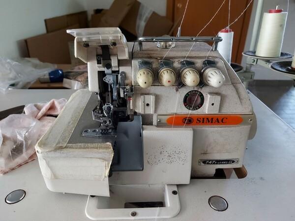 2#6201 Macchinari tessili e arredamento ufficio in vendita - foto 22