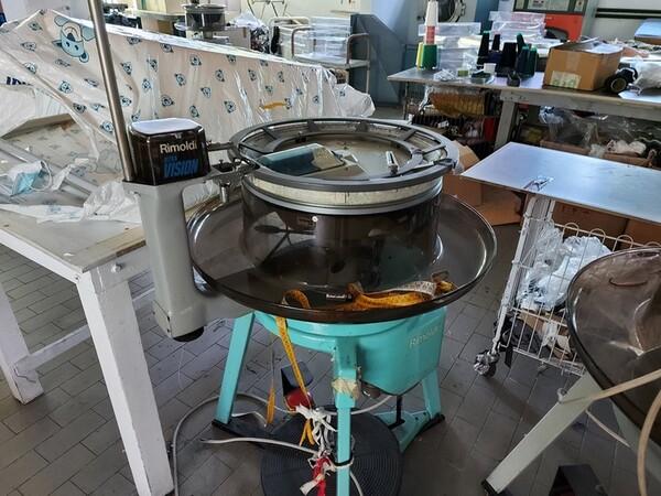 2#6201 Macchinari tessili e arredamento ufficio in vendita - foto 25