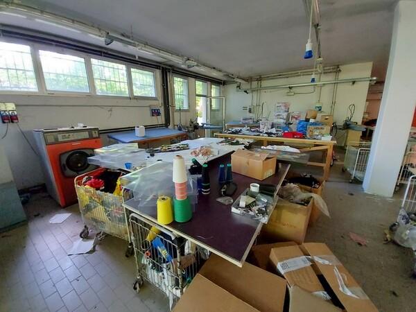2#6201 Macchinari tessili e arredamento ufficio in vendita - foto 40