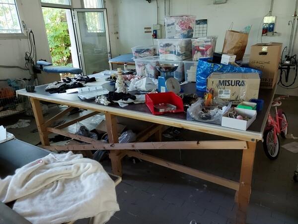 2#6201 Macchinari tessili e arredamento ufficio in vendita - foto 41