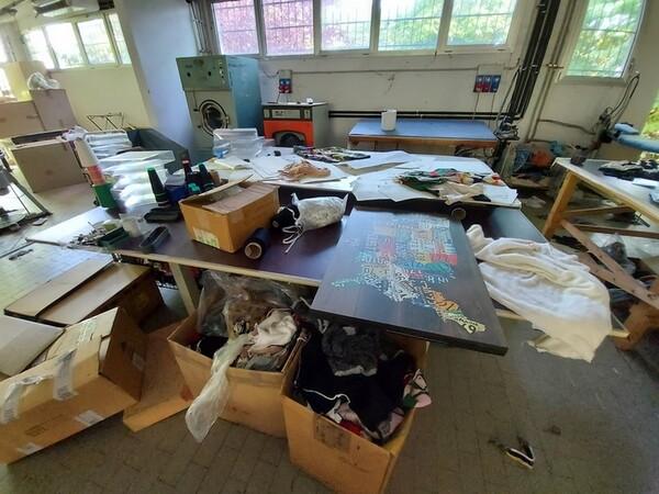 2#6201 Macchinari tessili e arredamento ufficio in vendita - foto 42