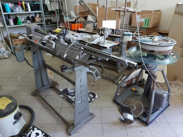 2#6201 Macchinari tessili e arredamento ufficio in vendita - foto 50
