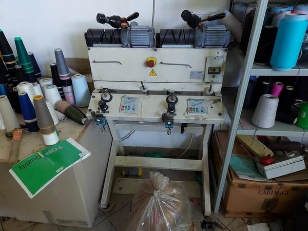 2#6201 Macchinari tessili e arredamento ufficio in vendita - foto 54