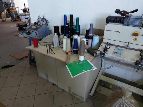 2#6201 Macchinari tessili e arredamento ufficio in vendita - foto 55