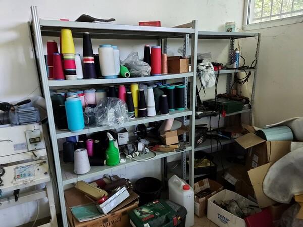 2#6201 Macchinari tessili e arredamento ufficio in vendita - foto 56