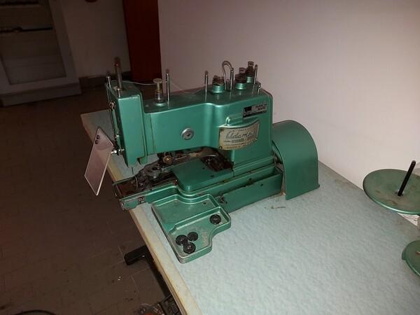 2#6201 Macchinari tessili e arredamento ufficio in vendita - foto 68