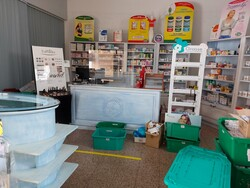 Pharmacy furniture and parapharmaceutical products - Lot 0 (Auction 6204)