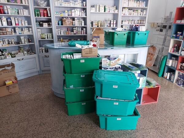 1#6204 Arredi per farmacia in vendita - foto 7