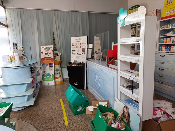 2#6204 Parafarmaci e prodotti da banco in vendita - foto 9
