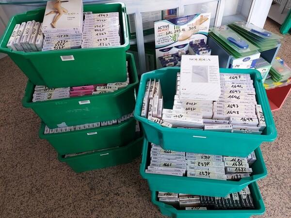 2#6204 Parafarmaci e prodotti da banco in vendita - foto 19